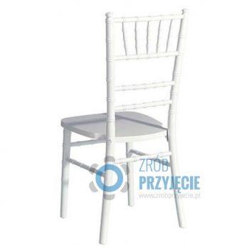 Krzesło Chiavari - białe