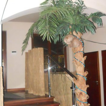 Sztuczne palmy