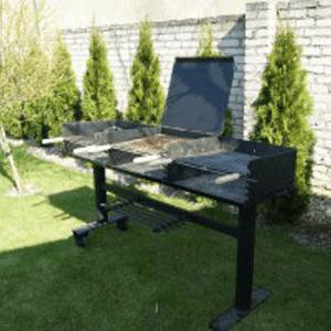 Grill węglowy – przemysłowy