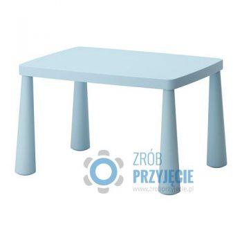 Stoliki dla dzieci - stolik niebieski