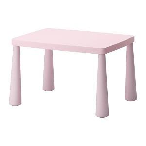 Stoliki dla dzieci - stolik różowy