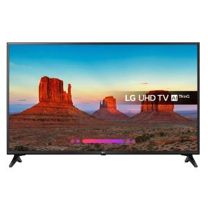 LG 55-calowy telewizor 4K Ultra HD z funkcją Smart TV