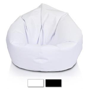 Pufa Sako XXXL - biała