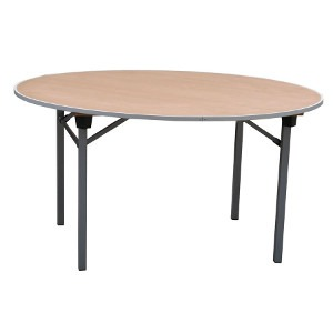 Stół okrągły bankietowy BELLA 6 osobowy