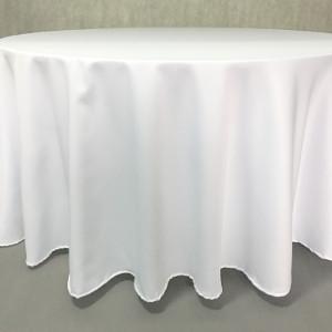 Obrusy klasyczne - do ziemi - do stołów okrągłych fi 180 cm (10-12 osobowe)