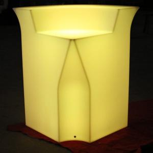 Bar LED - narożnik