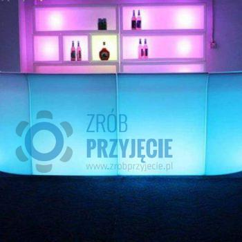 Bar LED - narożnik