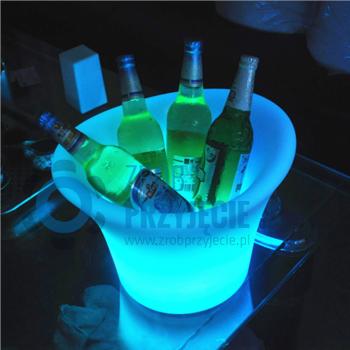 Cooler - pojemnik na butelki i lód