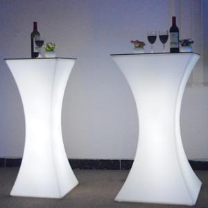 Stół koktajlowy LED - S01