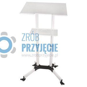 Mobilny stolik prezentacyjny