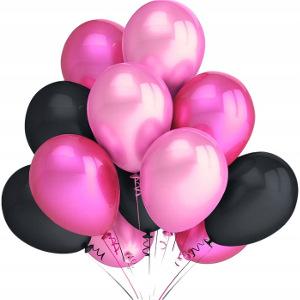 Balony z helem - zestaw 01