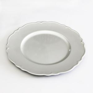 Podtalerz plastikowy - srebrny