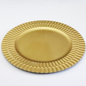 Podtalerz plastikowy - złoty