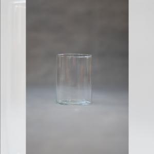 Tuba szklana 20 cm